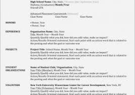 Resume Examples Graduated With Honors Luxury Resume Bullet Points Or