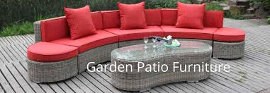 garden patio furniture. see our wicker furniture collection, dining and bistro sets, chaises hanging chairs. garden patio