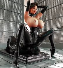 Fetish latex sado mazo porn