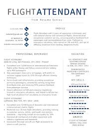 airline resume format flight attendant resume sample writing guide rg