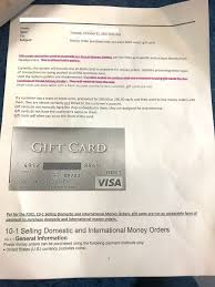 another factor is that at some point in the past few years the usps system was updated and in the process began allowing many more prepaid debit cards as