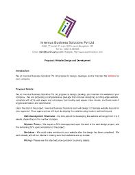 Cover Letter Sample Business Images   Letter Samples Format Interior Design Proposal Letter