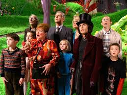 charlie and the chocolate factory rotten tomatoes