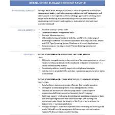 store manager resume example retail store manager resume samples tips templates retail retail store manager resume examples