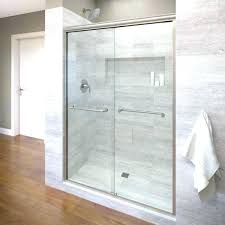 cost to install frameless glass shower door glass shower enclosure cost seamless shower glass cost glass