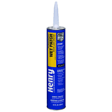 Rubber Wet Patch Roof Cement-HE208R004 - The Home Depot