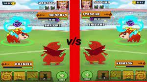 pokemon đại chiến 3 phá thành pokemon - YouTube