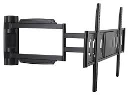 Full-Motion TV Wall Mount (Max 55 lbs, 32 - 60 inch)