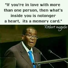 Mugabe Quotes
