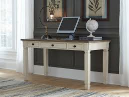 office desk for two. Bolanburg Two Tone Home Office Desk For