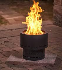 Flame Genie Wood Pellet Fire Pit Lumber Jack Distributor Canada