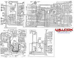 1968 corvette wire schematic 68 corvette from the aim willcox 1968 corvette wire schematic 68 corvette from the aim