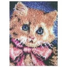 cat puzzle rug this kit will give you a rug that is wonderfully lush and can cat puzzle rug