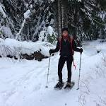 What to wear snowshoeing pants
