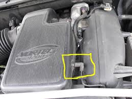 HELP! Air hose cut? Missing piece? - Chevy TrailBlazer ...