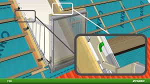 Fakro Balkonfenster Fgh Galeria Youtube