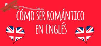 expresiones palabras romanticas en ingles