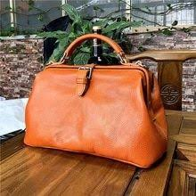 <b>AETOO</b> Tree cream retro handbags Hand-brushed <b>leather</b> female ...
