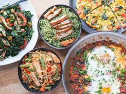 Weekly Lunch Prep Five Healthy Meal Prep Recipes For Weight Loss