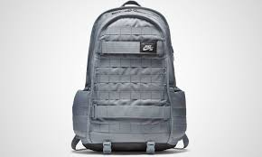 nike quad zip system. nike - sb rpm skateboarding backpack (grey) quad zip system 5