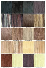 Forever Young Wig Color Chart Colour Match Forever Young
