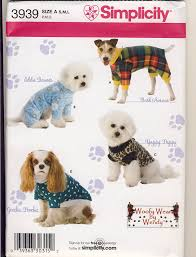Dog Sewing Patterns
