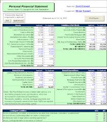 Financial Statement Software Free Personal Financial Statement Software Mac