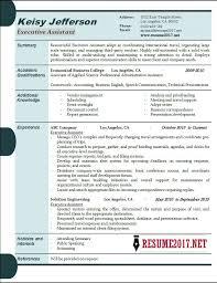 Resume Writing Service Los Angeles Resume Template Sample