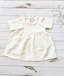 flower girl dress, baby girls clothes, girls dress 2T-5T, linen summer