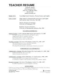 english resumes sample resume for english teachers resume sample teacher teaching