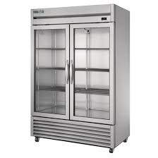 true double door display fridge t 49g