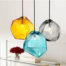 colored glass lighting. Colored Glass Pendant Lighting Fixture. Zoom E