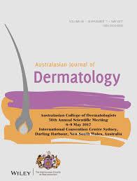 Paul Mitchell Repigmentation Chart Posters 2017 Australasian Journal Of Dermatology Wiley