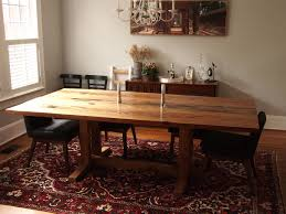 nakashima inspired cypress dining table al onur of
