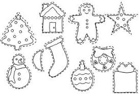 Small Picture Christmas Decorations Coloring Pages Happy Holidays
