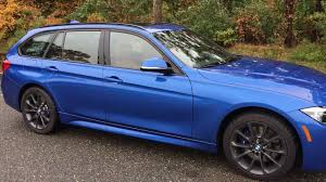 BMW Convertible bmw 328i wagon review : 2016 BMW 328i xDrive Sports Wagon - YouTube