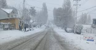 Resultado de imagen para hielo calles de bolson