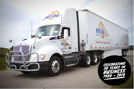 Hot Line Freight | LTL Freight IL IA MN WI OH IN MI SD