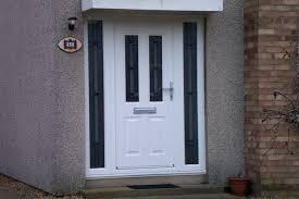 white craftsman front door. Perfect Craftsman White Entry Doors For Decoration Front Door And Side  Lights Craftsman Black   On White Craftsman Front Door