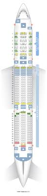 Airbus A350 900 Seating Chart Seatguru Seat Map Asiana Seatguru