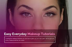 everyday makeup tutorials for beginners to pros american beauty ociation