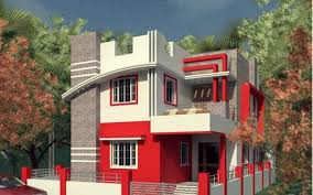 inspiring exterior house colors for indian houses design dining