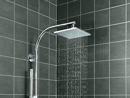 kohler rain head rain shower head with handheld shower head and hand combo handheld rain heads
