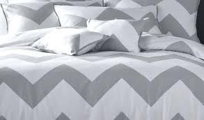 black and white chevron bedding set bedding set grey and white chevron bedding power on gray