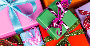 Dealing with the pressure of gift-giving