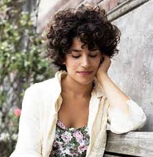 short curly hairstyles 8