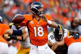 peyton manning broncos. Pittsburgh Steelers V Denver Broncos Peyton Manning Broncos