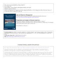 Mozingo Lake Depth Chart Pdf Temperature And Oxygen In Missouri Reservoirs