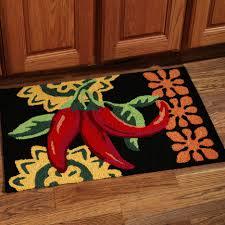 Kitchen Floor Pad Kitchen Decorative Kitchen Floor Mat Item With Multi Warm
