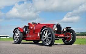 All specification about bugatti type 51 1934 models. Bonhams At The Grand Palais A Rarified Setting For Rare Metal The New York Times
